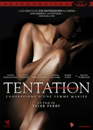 Temptation: Confessions of a Marriage Counselor - French DVD cover (xs thumbnail)