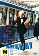 Subway - New Zealand DVD cover (xs thumbnail)