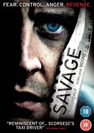 Savage - British Movie Cover (xs thumbnail)