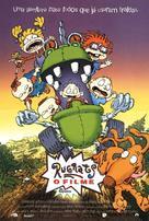 The Rugrats Movie - Brazilian Movie Poster (xs thumbnail)