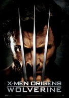 X-Men Origins: Wolverine - Portuguese Movie Poster (xs thumbnail)
