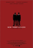 New Town Killers - British Movie Poster (xs thumbnail)