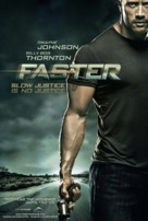 Faster - Canadian Movie Poster (xs thumbnail)