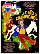 Caïd de Champignol, Le - French Movie Poster (xs thumbnail)