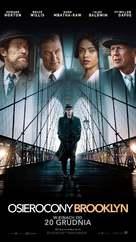 Motherless Brooklyn - Polish Movie Poster (xs thumbnail)