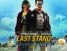 The Last Stand - British Movie Poster (xs thumbnail)
