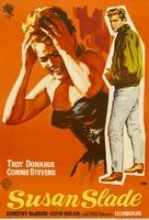 Susan Slade - Spanish Movie Poster (xs thumbnail)