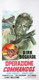 They Who Dare - Italian Movie Poster (xs thumbnail)