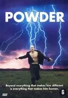 Powder - Dutch DVD movie cover (xs thumbnail)