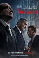 The Irishman - Spanish Movie Poster (xs thumbnail)
