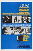 John F. Kennedy: Years of Lightning, Day of Drums - Movie Poster (xs thumbnail)