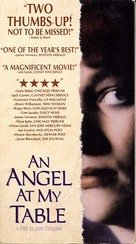 An Angel at My Table - VHS movie cover (xs thumbnail)