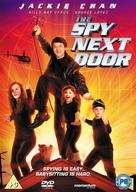 The Spy Next Door - Danish Movie Cover (xs thumbnail)
