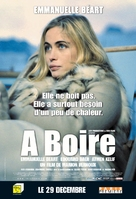 À boire - French Movie Poster (xs thumbnail)
