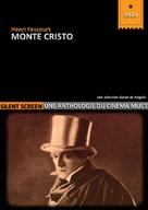 Monte Cristo - French DVD cover (xs thumbnail)