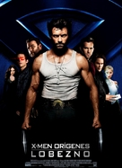 X-Men Origins: Wolverine - Spanish Movie Poster (xs thumbnail)