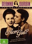 Nice Girl? - Australian DVD movie cover (xs thumbnail)