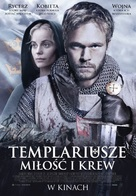 Arn - Riket vid vägens slut - Polish Movie Poster (xs thumbnail)