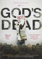 God's Not Dead - DVD cover (xs thumbnail)