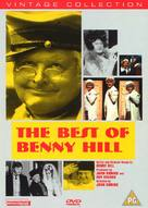 The Best of Benny Hill - British DVD movie cover (xs thumbnail)