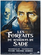 The Skull - French Movie Poster (xs thumbnail)