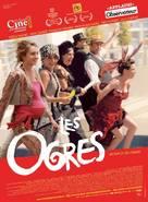 Les ogres - Italian Movie Poster (xs thumbnail)