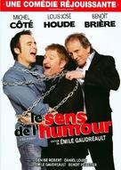 Le sens de l'humour - Canadian Movie Cover (xs thumbnail)