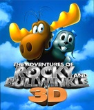 The Adventures of Rocky & Bullwinkle - Blu-Ray cover (xs thumbnail)