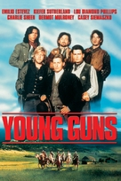 Young Guns - Movie Cover (xs thumbnail)