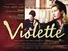 Violette - British Movie Poster (xs thumbnail)