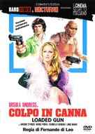 Colpo in canna - Italian Movie Cover (xs thumbnail)