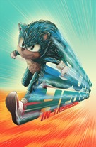 Sonic the Hedgehog - International Movie Poster (xs thumbnail)