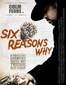 Six Reasons Why - DVD cover (xs thumbnail)