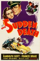 And Sudden Death - Movie Poster (xs thumbnail)