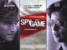Spy Game - British Movie Poster (xs thumbnail)