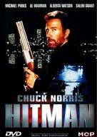 The Hitman - German DVD movie cover (xs thumbnail)