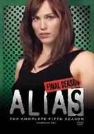 """Alias"" - DVD cover (xs thumbnail)"