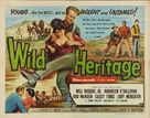 Wild Heritage - Movie Poster (xs thumbnail)