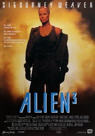 Alien 3 - Spanish Movie Poster (xs thumbnail)