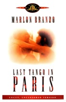 Ultimo tango a Parigi - DVD movie cover (xs thumbnail)