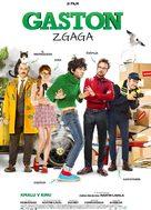 Gaston Lagaffe - Slovenian Movie Poster (xs thumbnail)