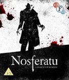 Nosferatu, eine Symphonie des Grauens - British Blu-Ray movie cover (xs thumbnail)