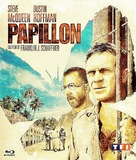 Papillon - French Movie Cover (xs thumbnail)
