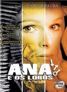 Ana y los lobos - Brazilian Movie Cover (xs thumbnail)