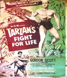 Tarzan's Fight for Life - Movie Poster (xs thumbnail)