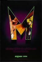 The Mask - Advance poster (xs thumbnail)