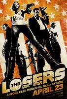 The Losers - Theatrical movie poster (xs thumbnail)