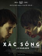 The Cured - Vietnamese Movie Poster (xs thumbnail)