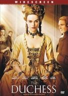 The Duchess - Movie Cover (xs thumbnail)