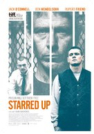 Starred Up - British Movie Poster (xs thumbnail)